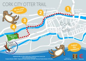 cork Otters Trail Map