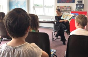 donna lawco cork otters storytelling blackpool library
