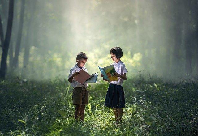 kids nature education packs